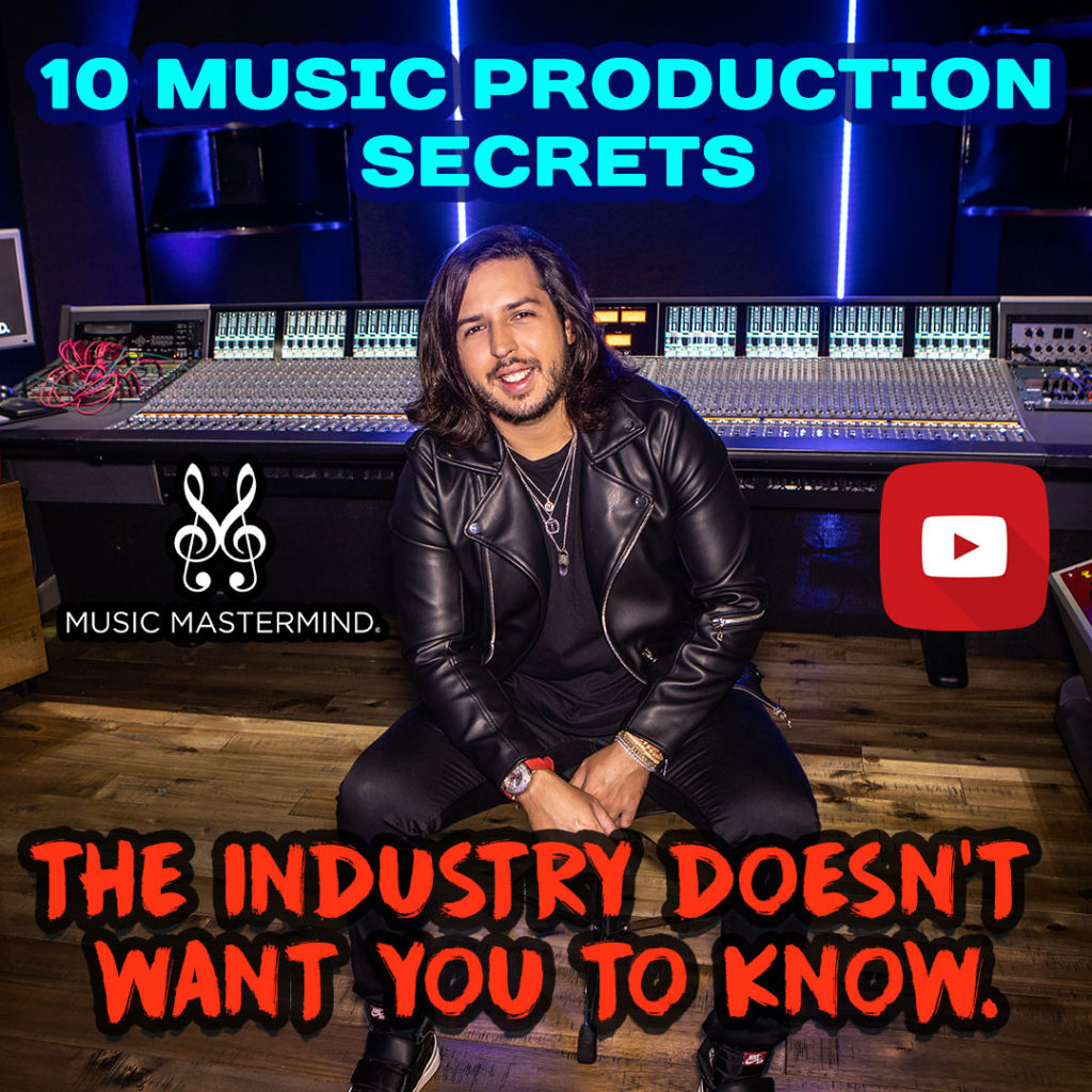 Alex J | MusicMastermind.tv | Music Production Tips