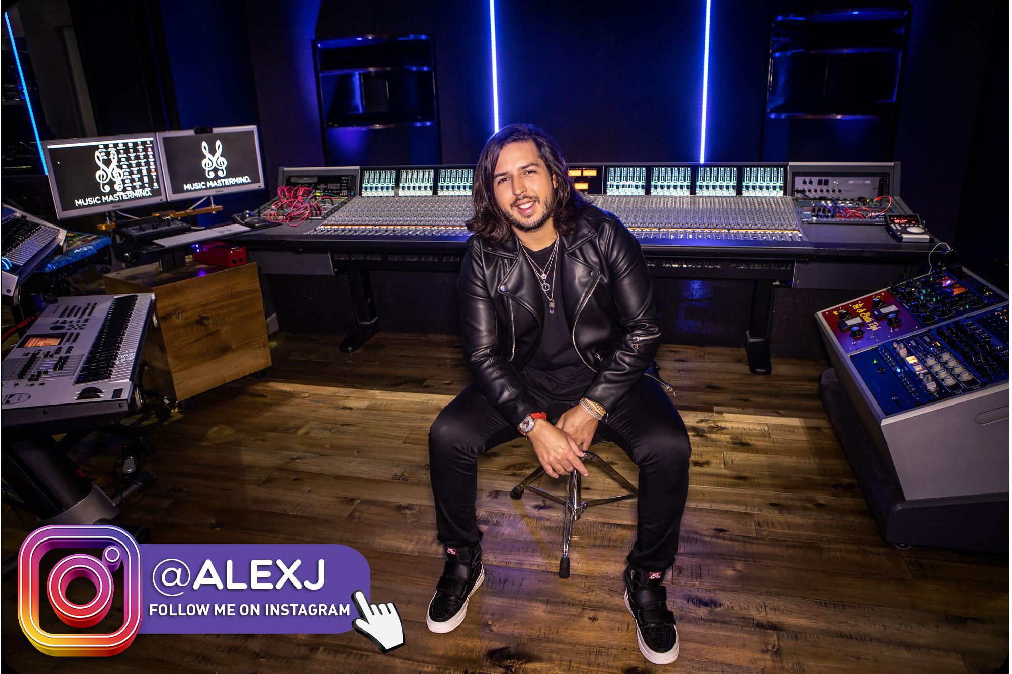 Alex J | noisematch STudios \ Miami FL \ Music Producer